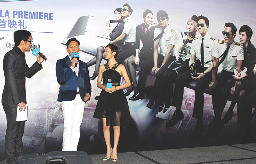 triumph-in-the-skies-gala-julian-cheung-charmaine-sheh-ashlogue-marina-bay-sands-media-intervie-art-science-museum-singapore-ashleey-leong-2015-chinese-new-year-movie