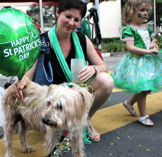 st_patricks_day_street_festival_guinness_family_kids_dog_ashlogue