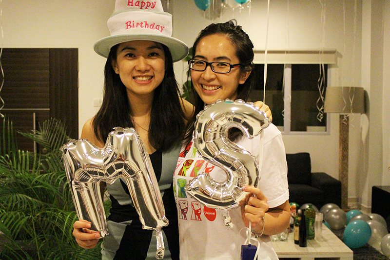 ashlogue_airbnb_ashleey_leong_singapore_birthday_house_bash_party_paya_lebar_living_turquoise_party_wholesale_centre_surprise_balloons_family_friends_quality_time_alvinology