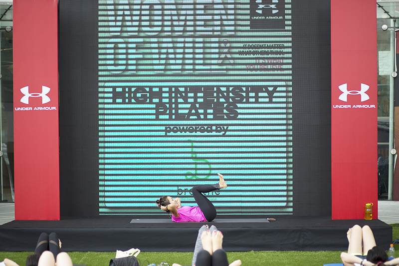 ashlogue_under_armour_singapore_womenofwill_2015_capitol_piazza_yoga_pilates_breast_cancer_campaign_power_in_pink_instructor_kelly_latimer.png