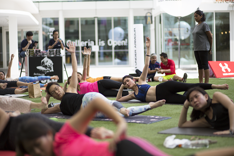 ashlogue_under_armour_singapore_womenofwill_2015_capitol_piazza_yoga_pilates_breast_cancer_campaign_power_in_pink_saturday_kelly_latimer.png