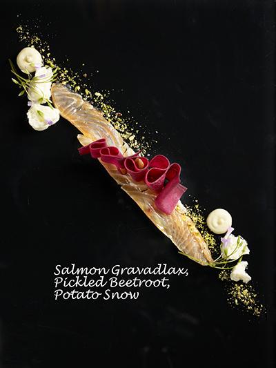 Salmon Gravadlax_Ashlogue_alvinology_ashleey_leong_singapore_2015_christmas_1-altitude_stellar_raffles_snowmen_chef_oysters_dinner_Executive_Chef_Krug_Ambassade_Christopher_Millar