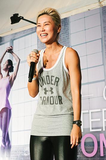 ashlogue_marie_choo_under_armour_ambassador_kelly_latimer_international_womens_day_singapore__2016_virgin_active_fitness_marathon_sports_Maya_Angelou_ashleey_leong_rescue dogs