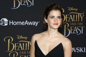 Beauty and The Beast Press Tour: Emma Watson in Asia