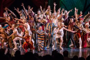 Every Second Counts At Cirque du Soleil Kooza